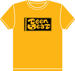 Teen-Beat tee-shirt 12 Gold