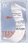 Teen-Beat 18th Anniversary poster